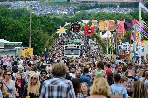 Glastonbury Festival BLOCK 9, Genosys
