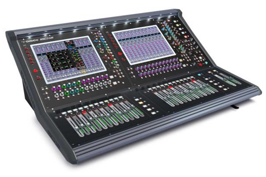 Make way for our shiny new DiGiCo SD12