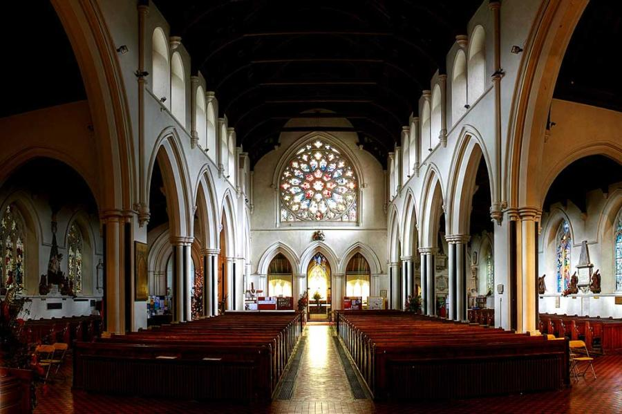St George's Church, Beckenham sound system upgrade