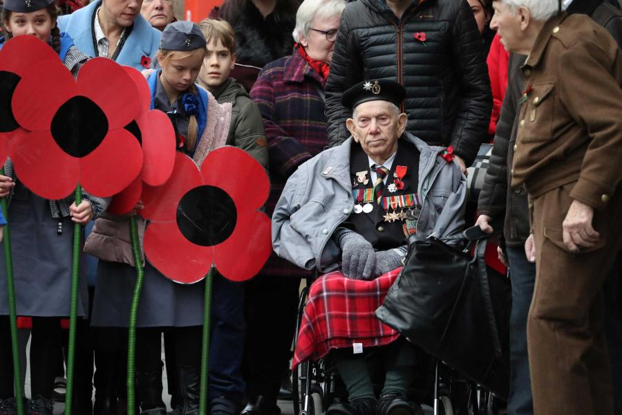 Lest we forget - Remembrance Day 2019