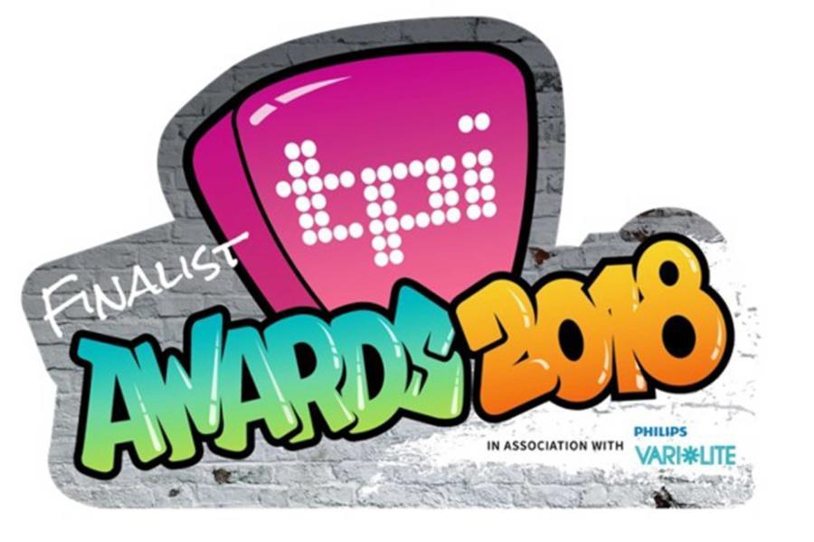 RG Jones named as finalist in TPI Awards 2018