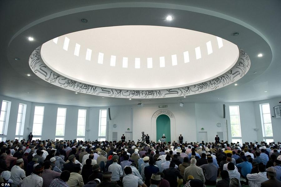 Network Upgrade for Baitul Futuh Mosque