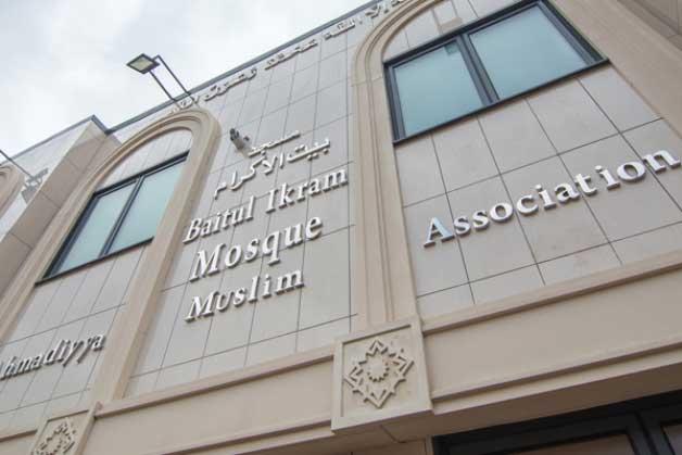 Distributed AV system for Baitul Ikram Mosque