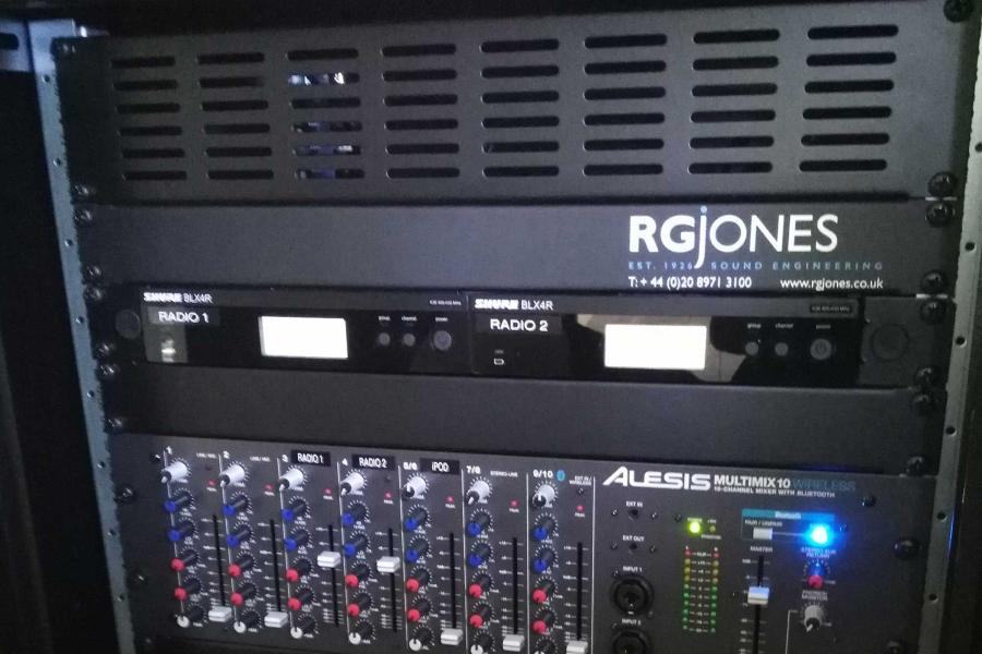 RG Jones are right on cue for upgrade at Chelsea Arts Club