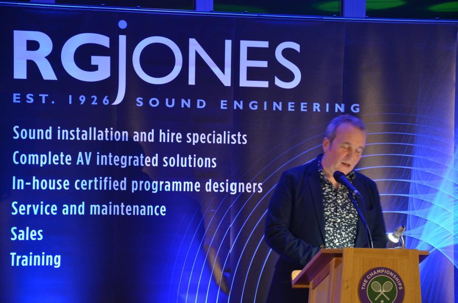 RG Jones Celebrates 90 years