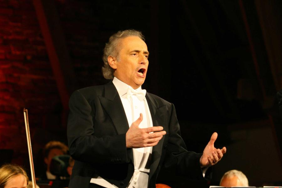 Jose Carreras Asia Pacific Tour