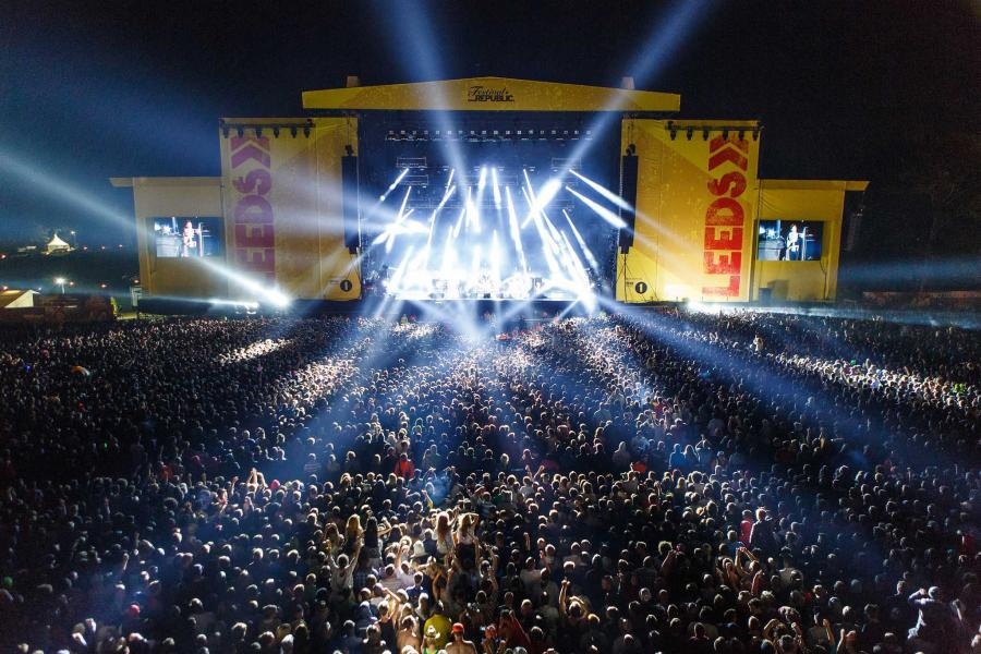 Highs and Lows at Reading and Leeds Twin Festivals