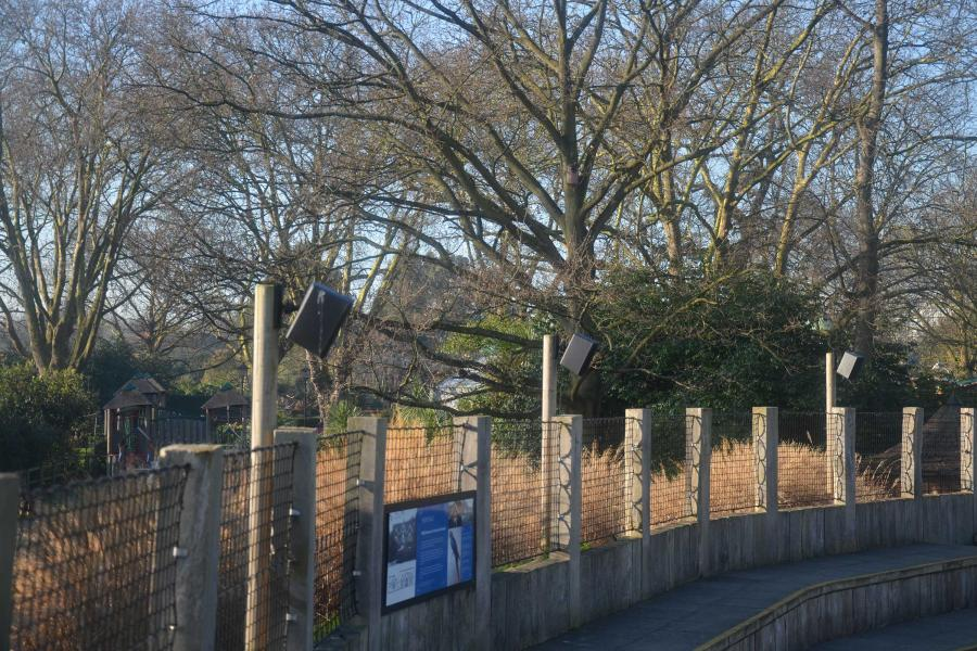 Tannoy and Lab Perfect Combination at London Zoo